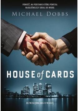 House of cards Bezwzględna gra o władzę