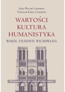 Wartości, kultura, humanistyka