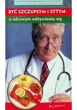 Być szczupłym i starym o zdrowym odżywianiu się