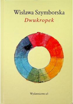 Dwukropek plus Autograf Szymborskiej
