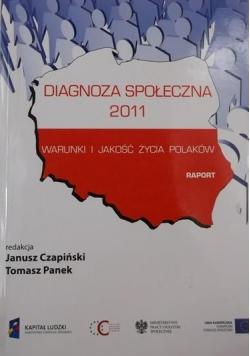 Diagnoza społeczna 2011 Warunki i jakość życia Polaków Raport