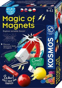 Zestaw Fun Science - Świat Magnesów PIATNIK