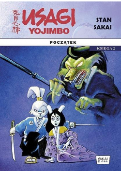 Usagi Yojimbo. Początek. Księga 2