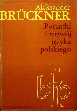 Początki i rozwój języka polskiego