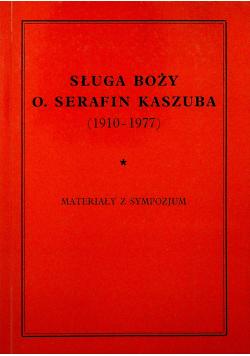 Sługa boży O Serafin Kaszuba