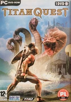 Titan Quest Płyta PC