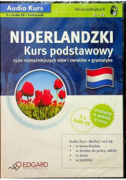 Audiobook Niderlandzki Kurs podstawowy 2 płyty CD