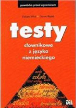 Testy słownikowe z języka niemieckiego
