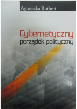 Cybernetyczny porządek polityczny plus autograf