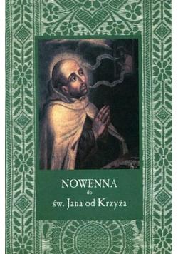 Nowenna do św. Jana od Krzyża