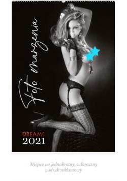 Kalendarz 2021 Reklamowy Foto-Marzenia RW14