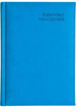 Kalendarz Nauczyciela A5 2020/2021 Vivella niebie.