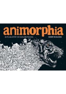 Animorphia  20 plaktów do kolorowania