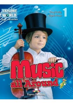 Music all Around. Reader Level 1 + DigiBook
