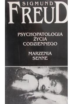 Psychopatologia życia codziennego. Marzenia senne