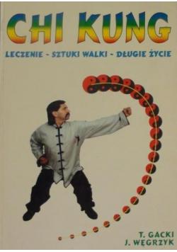 Chi Kung Leczenie sztuki walki długie życie