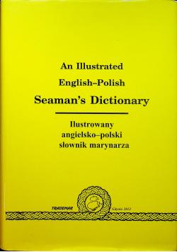 Ilustrowany angielsko polski słownik marynarza