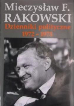 Dzienniki polityczne 1972 - 1975