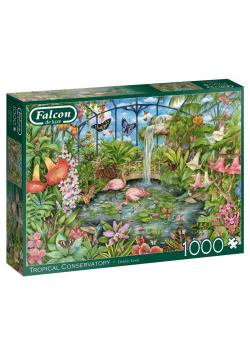 Puzzle 1000 Falcon Tropikalna oranżeria G3