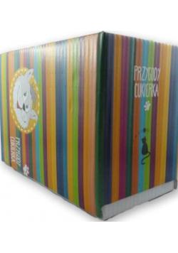 Pudełko kolekcjonerskie Przygody Cukierka