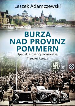 Burza nad Provinz Pommern
