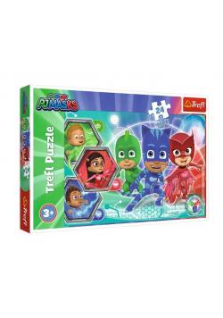 Puzzle 24 maxi Pidżamersi Transformacja TREFL