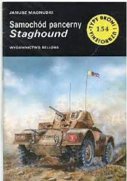 Typy broni i uzbrojenia nr 154 Samochód pancerny Staghound