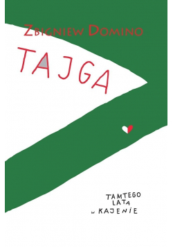Tajga tamtego lata w Kajenie