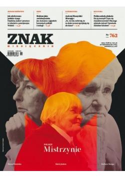 Miesięcznik Znak 762 11/2018 Polskie Mistrzynie
