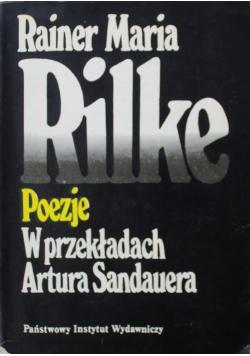 Poezje w przekładach Artura Sandauera
