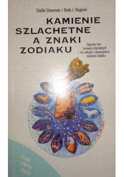 Kamienie szlachetne a znaki zodiaku