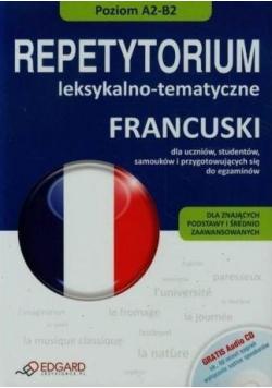Francuski  Repetytorium leksykalno tematyczne