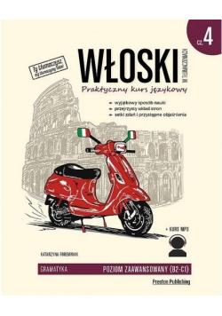 Włoski w tłumaczeniach. Gramatyka 4 w.2019