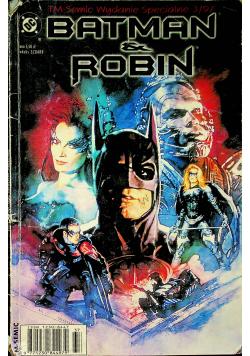 Batman and  Robin Nr 3