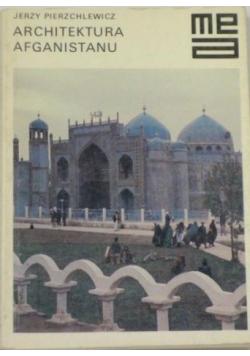 Architektura Afganistanu
