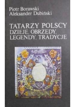 Tatarzy polscy dzieje obrzędy legendy tradycje