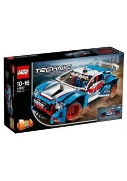 Lego TECHNIC 42077 Niebieska wyścigówka 2w1