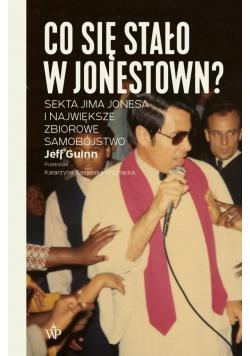 Co się stało w Jonestown? w.2