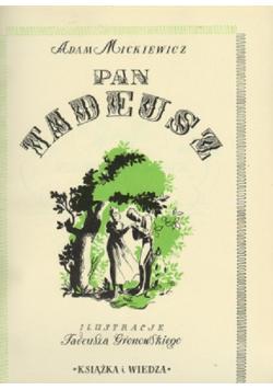 Pan Tadeusz 1950 r
