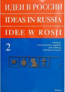 Idee w Rosji