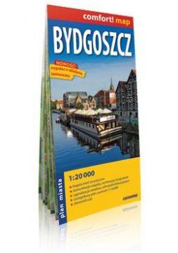 Comfort!map Bydgoszcz 1:20 000 plan miasta