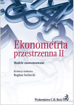 Ekonometria przestrzenna II Modele zaawansowane