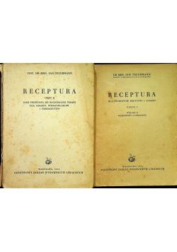 Receptura Część I i II