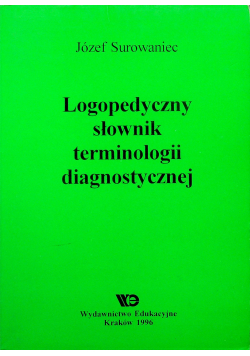 Logopedyczny słownik terminologii diagnostycznej