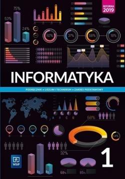 Informatyka podręcznik dla liceum i technikum zakres podstawowy