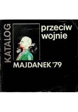 Przeciw wojnie Majdanek 79