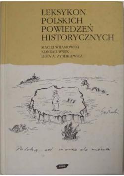 Leksykon polskich powiedzeń historycznych
