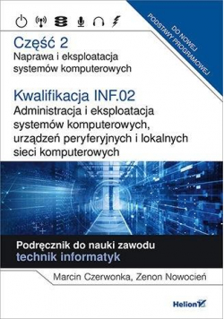 Kwalifikacja INF.02. Naprawa... cz. 2