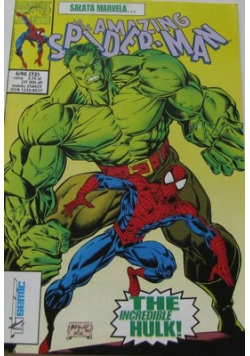 The amazing spider-man  6 96