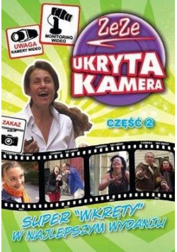 Ukryta kamera cz. 2 DVD